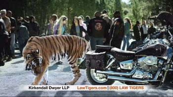 Law Tigers TV Spot, 'Along the Way' - Thumbnail 9