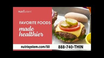 Nutrisystem TV Spot, 'Trusted: 50 Percent Off'