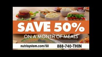 Nutrisystem TV Spot, 'Trusted: 50 Percent Off' - Thumbnail 3