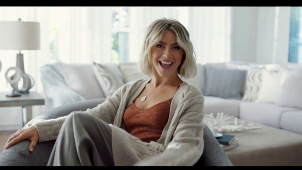 Rooms To Go Tv Commercial Creative And Comfortable Financing Featuring Julianne Hough Ispot Tv