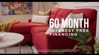 Rooms to Go TV Spot, 'Creative and Comfortable: Financing' Featuring Julianne Hough - Thumbnail 9