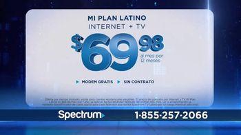 Spectrum Mi Plan Latino TV Spot, 'No espera más' con Gaby Espino [Spanish] - 70 commercial airings