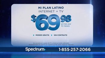 Spectrum Mi Plan Latino TV Spot, 'No espera más' con Gaby Espino [Spanish] - Thumbnail 3
