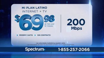 Spectrum Mi Plan Latino TV Spot, 'No espera más' con Gaby Espino [Spanish] - Thumbnail 4