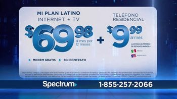 Spectrum Mi Plan Latino TV Spot, 'No espera más' con Gaby Espino [Spanish] - Thumbnail 7