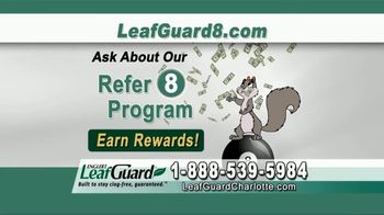 LeafGuard of Charlotte $99 Install Sale TV Spot, 'Breeding Ground' - Thumbnail 8