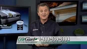 LeafGuard of Charlotte $99 Install Sale TV Spot, 'Breeding Ground' - 2 commercial airings