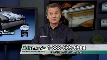 LeafGuard Charlotte $99 Install Sale TV Spot, 'Breeding Ground' - 3 commercial airings