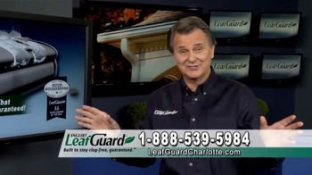 LeafGuard Charlotte $99 Install Sale TV Spot, 'Breeding Ground' - Thumbnail 7