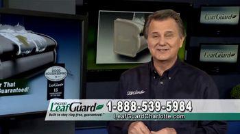 LeafGuard Charlotte $99 Install Sale TV Spot, 'Breeding Ground' - Thumbnail 8
