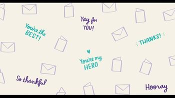 Hallmark TV Spot, 'Show Gratitude for the Heroes in Your Life' - Thumbnail 10