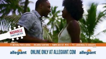 Allegiant TV Spot, 'Happy Place' - Thumbnail 3