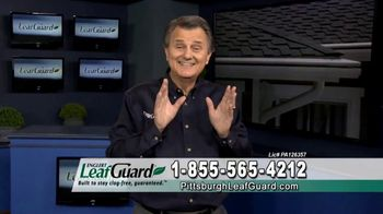 LeafGuard of Pittsburgh $99 Install Sale TV Spot, \'No Matter the Weather\'