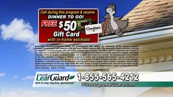 LeafGuard of Pittsburgh $99 Install Sale TV Spot, 'No Matter the Weather' - Thumbnail 7