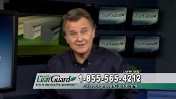 LeafGuard of Pittsburgh $99 Install Sale TV Spot, 'No Matter the Weather' - Thumbnail 2