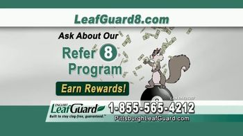 LeafGuard of Pittsburgh $99 Install Sale TV Spot, 'No Matter the Weather' - Thumbnail 3