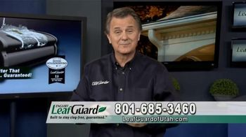 LeafGuard of Utah $99 Install Sale TV Spot, 'Breeding Ground' - Thumbnail 1