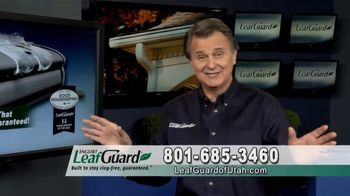 LeafGuard of Utah $99 Install Sale TV Spot, 'Breeding Ground' - Thumbnail 6