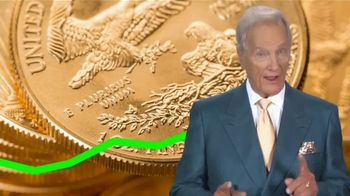 Swiss America TV Spot, 'Gold and Silver' Featuring Pat Boone