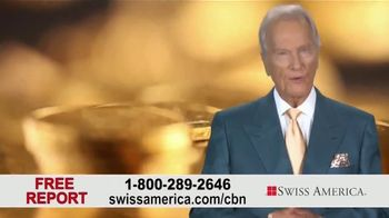 Swiss America TV Spot, 'Gold and Silver' Featuring Pat Boone - Thumbnail 6