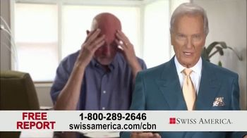 Swiss America TV Spot, 'Gold and Silver' Featuring Pat Boone - Thumbnail 7