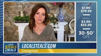 Local Steals & Deals TV Spot, 'Keeping Families Connected With ChargeHub' - Thumbnail 10
