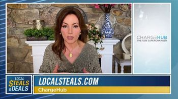 Local Steals & Deals TV Spot, 'Keeping Families Connected With ChargeHub' - Thumbnail 6