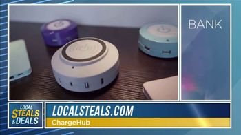 Local Steals & Deals TV Spot, 'Keeping Families Connected With ChargeHub' - Thumbnail 8