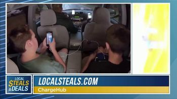 Local Steals & Deals TV Spot, 'Keeping Families Connected With ChargeHub' - Thumbnail 9