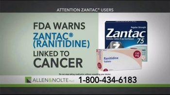 Zantac & Heartburn Medication thumbnail