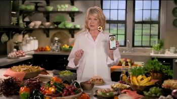 Postmates TV Spot, 'Shrimp Tacos: Unlimited Free Delivery' Featuring Martha Stewart