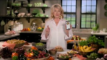 Postmates TV Spot, 'Shrimp Tacos: Unlimited Free Delivery' Featuring Martha Stewart - Thumbnail 5