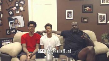 Boys & Girls Clubs of America TV Spot, 'COVID: Shoutout' Featuring Shaquille O'Neal - Thumbnail 7