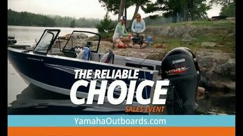Yamaha Outboards The Reliable Choice Sales Event TV Spot, 'Inspired by Reliability' - Thumbnail 9