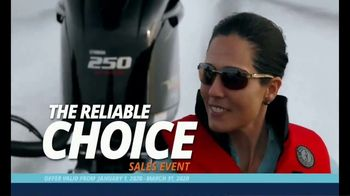 Yamaha Outboards The Reliable Choice Sales Event TV Spot, 'Inspired by Reliability' - Thumbnail 3