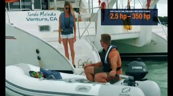 Yamaha Outboards The Reliable Choice Sales Event TV Spot, 'Inspired by Reliability' - Thumbnail 4