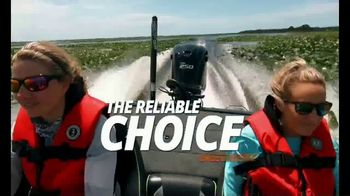 Yamaha Outboards The Reliable Choice Sales Event TV Spot, 'Inspired by Reliability' - Thumbnail 8