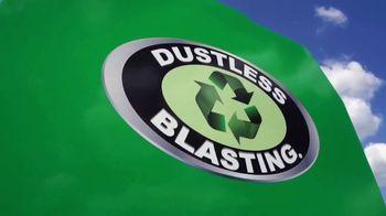 Dustless Blasting TV Spot, 'Not Just Another Tool' - Thumbnail 9