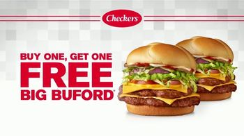 Checkers Big Buford TV Spot, 'Buy One, Get One Free and Free Delivery' - Thumbnail 7