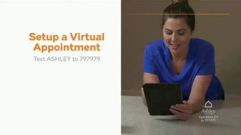Ashley HomeStore TV Spot, 'Furniture Needs: Virtual Appointment' - Thumbnail 3