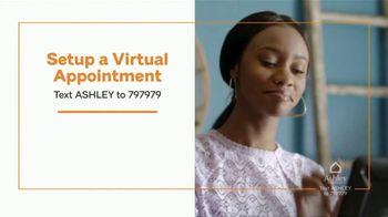 Ashley HomeStore TV Spot, 'Furniture Needs: Virtual Appointment' - Thumbnail 4
