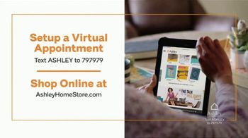 Ashley HomeStore TV Spot, 'Furniture Needs: Virtual Appointment' - Thumbnail 5
