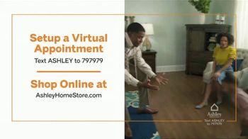 Ashley HomeStore TV Spot, 'Furniture Needs: Virtual Appointment' - Thumbnail 6