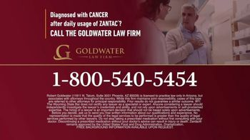 Goldwater Law Firm TV Spot, 'Daily Zantac Users' - Thumbnail 6