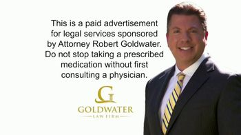 Goldwater Law Firm TV Spot, 'Daily Zantac Users' - Thumbnail 1