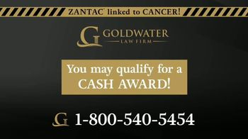 Goldwater Law Firm TV Spot, 'Daily Zantac Users' - Thumbnail 5