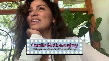I've Got a Secret! With Robin McGraw TV Spot, 'Camila McConaughey'