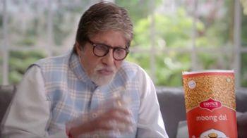 Bikaji Moon Dal TV Spot, 'Amitji Loves Bikaji: Moong Dal' Featuring Amitabh Bachchan - Thumbnail 4