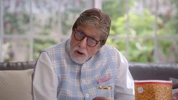 Bikaji Moon Dal TV Spot, 'Amitji Loves Bikaji: Moong Dal' Featuring Amitabh Bachchan - Thumbnail 6