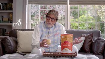 Bikaji Moon Dal TV Spot, 'Amitji Loves Bikaji: Moong Dal' Featuring Amitabh Bachchan - Thumbnail 8